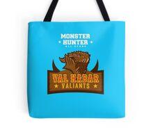 Monster Hunter All Stars - Val Habar Valiants Tote Bag