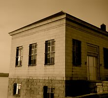 Scituate Reservoir Water Pumping Station #1 by Paul Lavallee