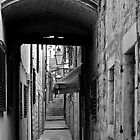 ALLEY AND AWNING by Thomas Barker-Detwiler