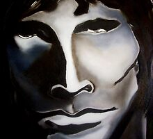 Jim Morrison by ValerieSherwood