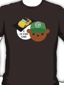 "ABC Bears ""C is for Car"" T-Shirt"