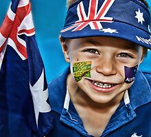 Happy Australia Day by Naomi Frost