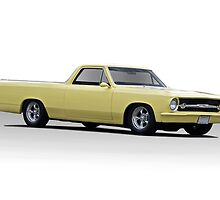 1965 Chevrolet Custom El Camino 'Studio' by DaveKoontz