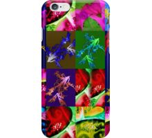 Abstract Food iPhone Case/Skin