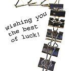 Lucky 7 card by Johanne Brunet