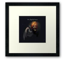 Our Lady Of Sorrows Framed Print