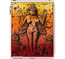 Lillith Goddess of Death Queen of the NIght iPad Case/Skin