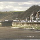 Filey in Winter by Luckyman