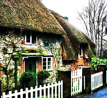 Hangman's Cottage Dorchester by Polly x