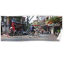 Old Quarter, Hanoi Poster