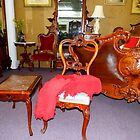 Antique Chairs by WildestArt