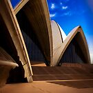 Opera House III by Mark Moskvitch