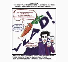 Adventures of Vlad the trying-to-be ex-Vegan Vampire  by goanna