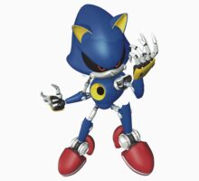 Metal Sonic Hamlet Pose Kids Clothes