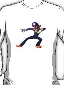 """Waluigi: """"You da man!"""" T-Shirt"""