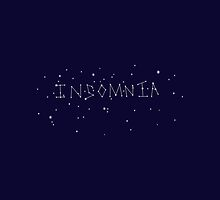 Insomnia Constellation Stars by beerhamster