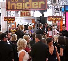 Red Carpet Interviews by abfabphoto