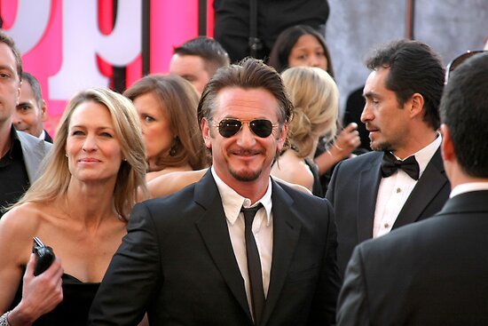 2009 SAG and Oscar Winner Sean Penn by abfabphoto