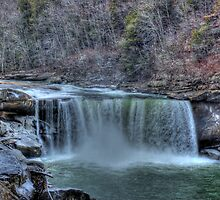 Cumberland Falls by Jason Vickers