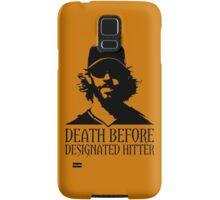"SF Giants ""Designated Hitter"" Samsung Galaxy Case/Skin"