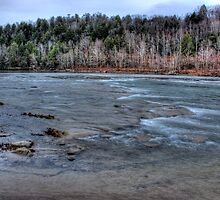 Cumberland River I by Jason Vickers