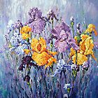 'Iris-istible' by Helen Miles