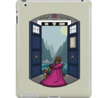 The view from here is pretty. iPad Case/Skin