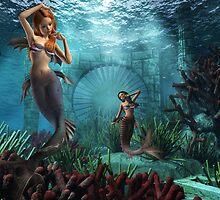 Atlantis  by Lisa  Weber