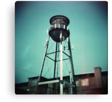 Cranston Water Tower Canvas Print