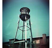 Cranston Water Tower Photographic Print