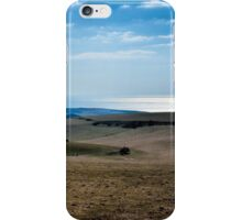 East Sussex Coast iPhone Case/Skin