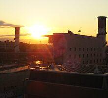 An Italian Sunset by MissJocelyn