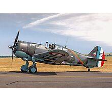 Curtiss Hawk 75-C1 No 82 G-CCVH Photographic Print