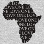 AFRICA ONE LOVE by Indayahlove