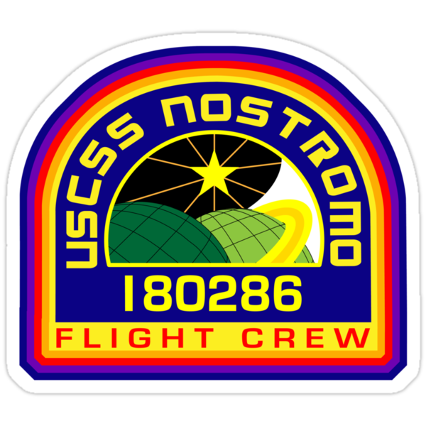 Nostromo Flight Crew by superiorgraphix
