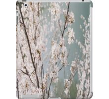 The Flower That Blooms In Adversity Is The Rarest And Most Beautiful Of All iPad Case/Skin