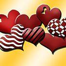 Hearts by Jeremy Owen