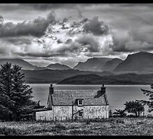 My Highland Home by David Alexander Elder