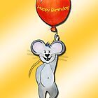 Fromage Cartoon Birthday by Purrnickerty