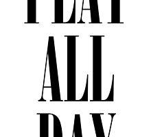 Play All Day by avbtp