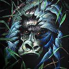 No Gorilla by Englandken