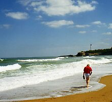 biarritz france by dobayferenc