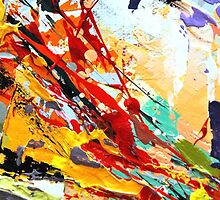Abstract Multicolor by artabstract