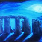 stone henge by Sally Carter