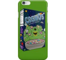 COSMOS Cereal Box iPhone Case/Skin
