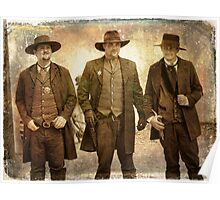 The Old West Relived Poster