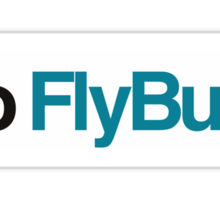 No FlyBuys Sticker
