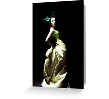 the pride in mother earth Greeting Card