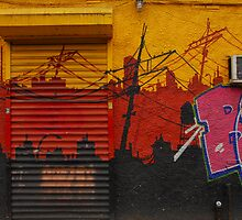 Funky Williamsburg by Farras Abdelnour