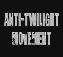 Anti-Twilight Movement by FunShirtShop